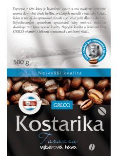 Káva zrnková - Kostarika La Pastora 100% arabica