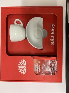 Vanocni kava s salkem 60 ml