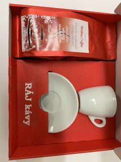 Vanocni kava s salkem 90 ml
